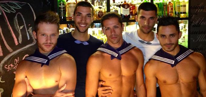dumbarton bar gay madrid