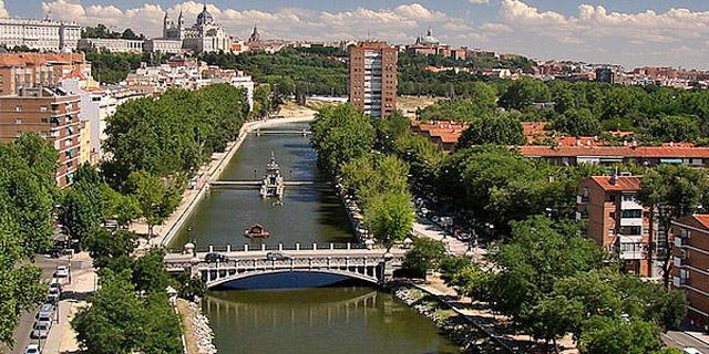 Manzanares-River