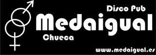 Medaigual gay bar Madrid