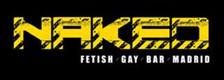 NAKED gay bar Madrid