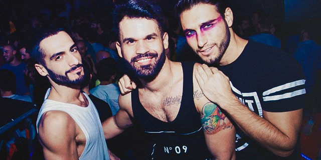 fiesta discoteca gay madrid