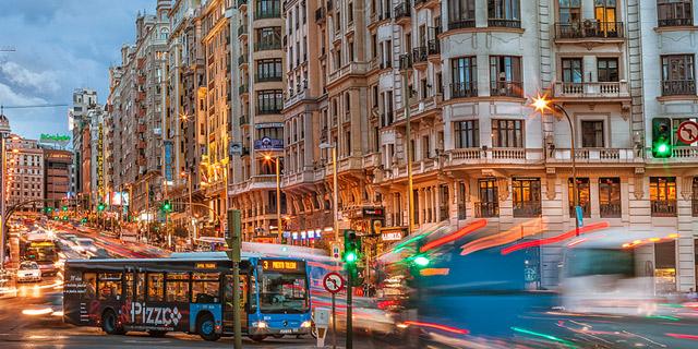 Madrid Bus